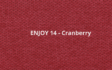 Kép 18/29 - Enjoy 14- Cranberry
