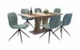 Kép 1/8 - Bella asztal Amazon székekkel