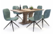 Kép 4/7 - Bella asztal Amazon székekkel