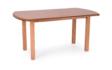 Kép 3/9 - Dante asztal London székekkel | 6 személyes étkezőgarnitúra
