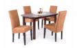 Kép 7/12 - Dante asztal Berta Elegant székekkel