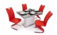 Kép 2/13 - Flóra asztal Lord székekkel