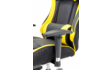 Kép 7/14 - arcade gamer forgoszek sárga-fekete színben