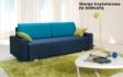 Kép 8/33 - Vlore kanapé kék-zöld