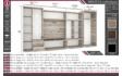 Kép 3/11 - Messina szekrénysor méretrajz