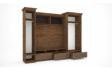Kép 3/7 - Napóleon szekrénysor belső elrendezés A típús 270 cm