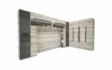 Kép 1/3 - Nest 392x200 cm-es hálószóba garnitúra