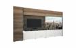 Kép 1/11 - New York 352 cm-es nappali szekrénysor lovas mintával