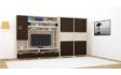 Kép 7/8 - Tokylux 360 cm-es nappali szekrénysor jobbos
