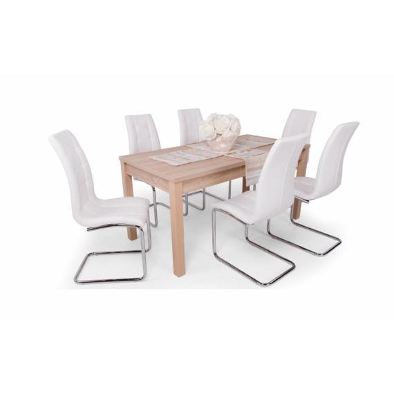 Berta asztal Emma székekkel