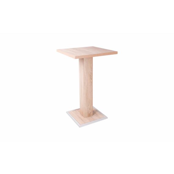 Bár asztal 80cm-es sonoma színben