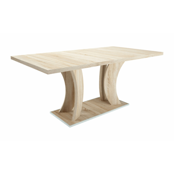 Bella asztal 170cm-es sonoma színben