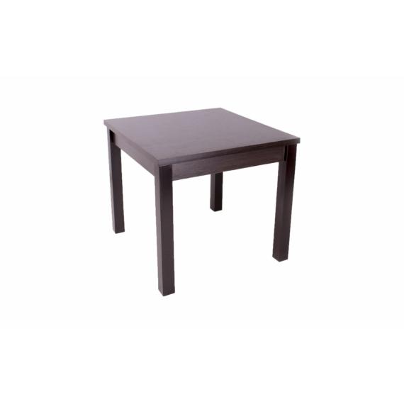 Berta asztal 80cm-es wenge színben