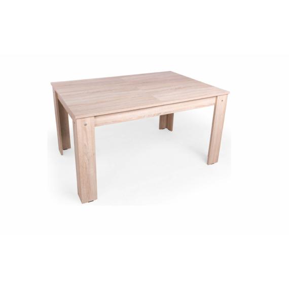 Félix asztal 135cm-es