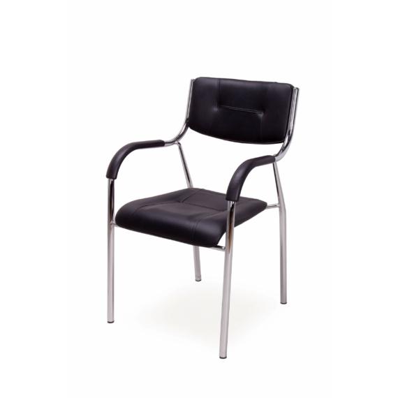 T2 kabinet szék fekete színben