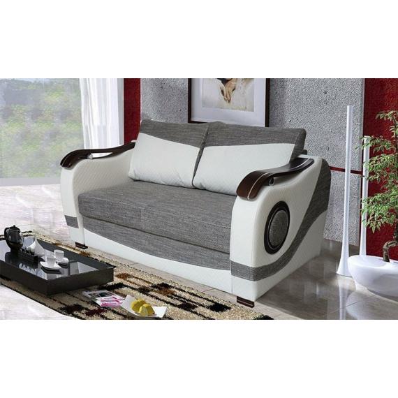 Rafi 2-es kanapé ágyazható szivacsos