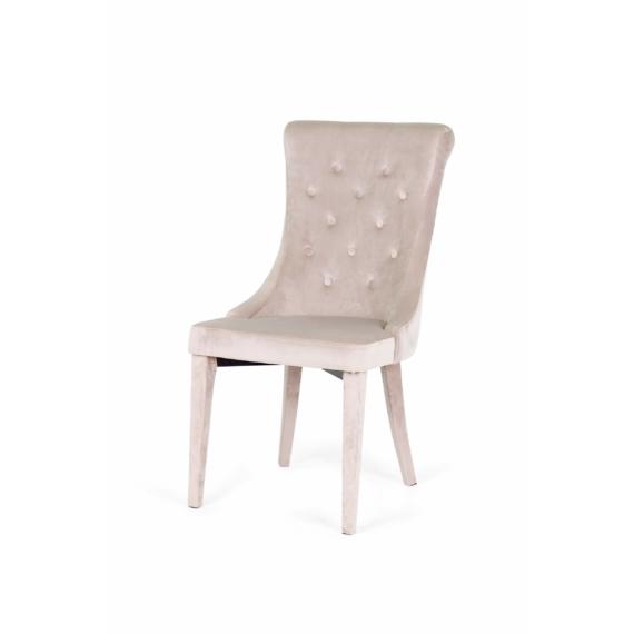 cleopatra szék beige színben