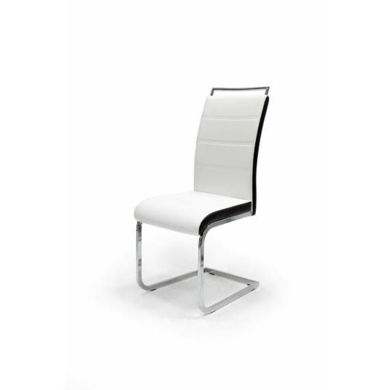 száva szék fekete színben