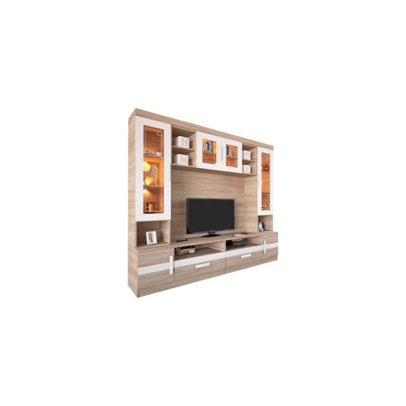 Ibiza 230 cm-es szekrénysor