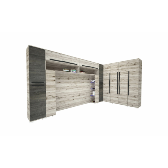 Nest 392x200 cm-es hálószóba garnitúra