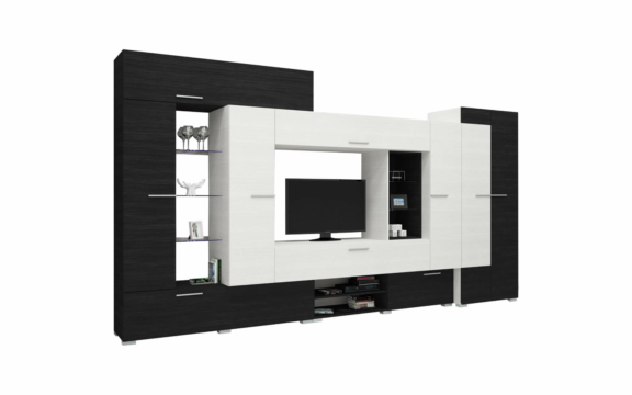 Komfort szekrénysor | 405 cm