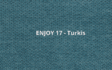 Kép 21/29 - Enjoy 17 - Turkis