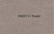Kép 8/30 - Enjoy 3- taupe