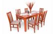 Kép 2/12 - Berta asztal Félix székekkel