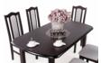 Kép 2/9 - Dante asztal London székekkel | 6 személyes étkezőgarnitúra