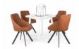 Kép 7/13 - Anita asztal Domino székkel