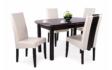 Kép 5/12 - Dante asztal Berta Mix székekkel