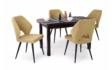 Kép 6/12 - Dante asztal Aspen székekkel