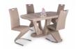 Kép 7/8 - Max étkezőasztal Lord székekkel