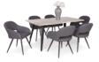 Kép 6/9 - Tina asztal Cristal szék