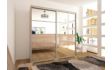 Kép 11/15 - Mirror tolóajtós gardrób | 180 cm