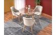 Kép 1/8 - Ashmore étkezőasztal Toledo 2 szék