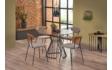 Kép 1/7 - Bristol asztal K 361 székekkel