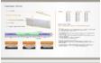 Kép 2/3 - Premium dream matrac | memória habos | 90x200x16 cm
