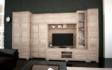 Kép 3/5 - Andorra nappali szekrénysor sonoma tölgy 370 cm