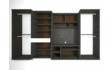 Kép 3/5 - Golden szekrénysor belső elrendezés