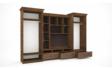 Kép 3/7 - Napóleon szekrénysor belső elrendezés A típús 310 cm