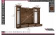 Kép 4/7 - Napóleon szekrénysor B típus méretrajz