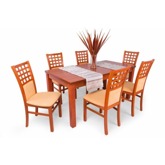 Berta - Kármen 6 személyes étkezőgarnitúra