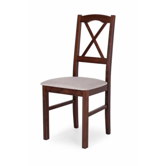 Nilo szék dió színben