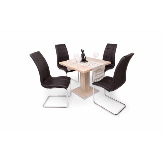 Cocktail asztal Emma székekkel