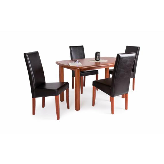 Dante asztal Berta székekkel