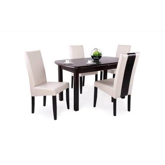Dante asztal Berta Mix székekkel