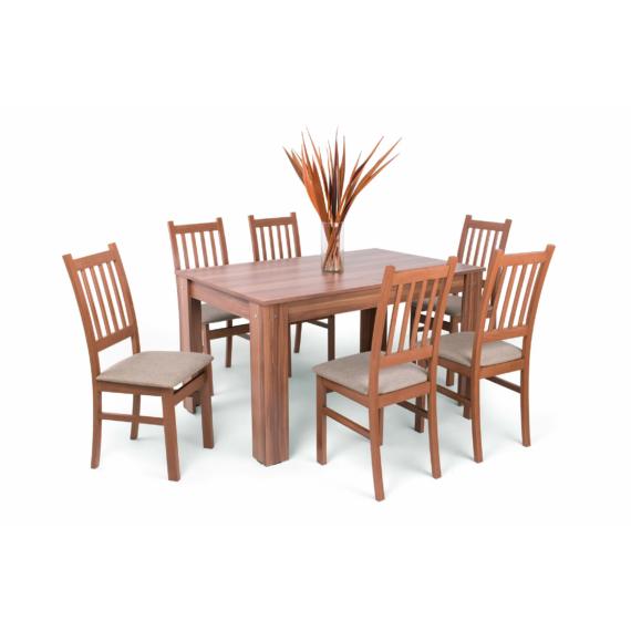 Félix asztal Delta székekkel