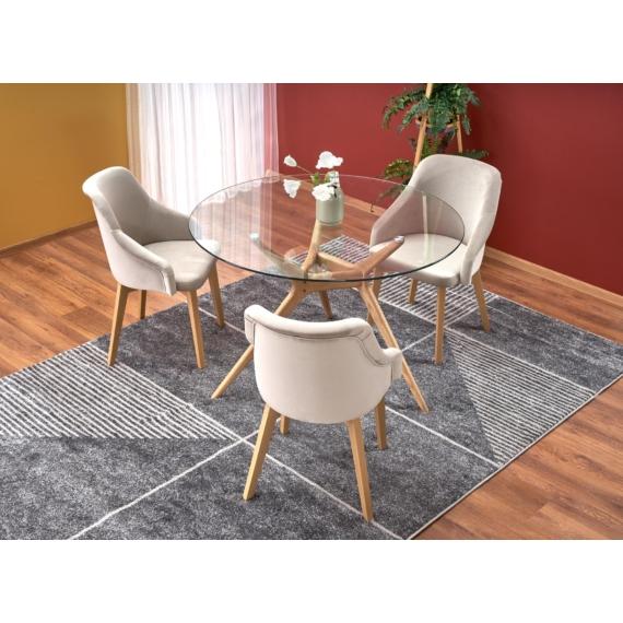 Ashmore étkezőasztal Toledo 2 szék