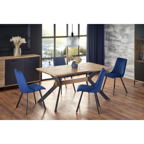 Bacardi asztal K450 székekkel
